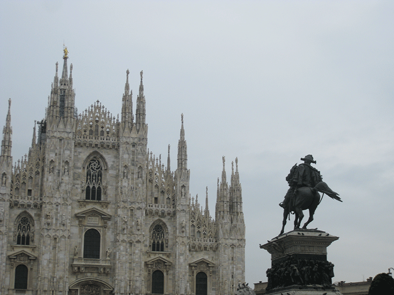 MILAN-CATHEDRAL-GOTHIC-ARCHITECTURE-SONIA CHEDLI